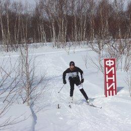 Медики на лыжне