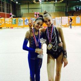 Дана Яковлева выиграла международные соревнования в Загребе