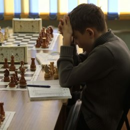 Юные шахматисты Сахалина сели за черно-белые доски