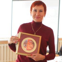 Лариса Жук заняла второе место на первенстве мира по легкой атлетике среди ветеранов!