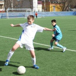 Островные футболисты сыграли вничью с «Крыльями Советов»