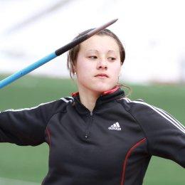 Марина Чим завоевала бронзовую медаль Всероссийских соревнований