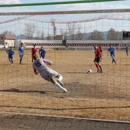 Фотогалерея матча «Чита» - «Сахалин»