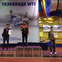 Сахалинские спортсмены завоевали три золотые медали на Всероссийских соревнованиях по тхэквондо