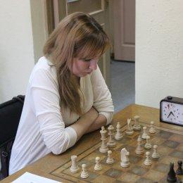 Татьяна Маринина заняла третье место на «Кубке Тавриды» по быстрым шахматам