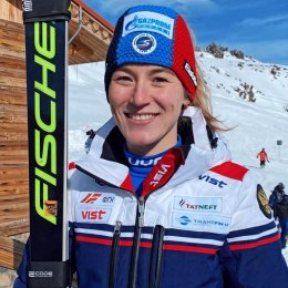 Сахалинские горнолыжницы завоевали две медали этапа Кубка России