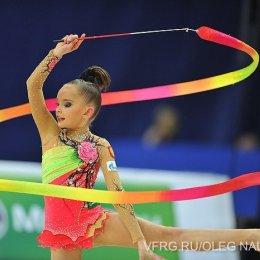 Сахалинские гимнастки завоевали две медали на турнире «Чеховская весна»