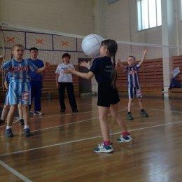 Мини-волейбольные баталии маленьких волейболистов