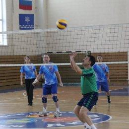 Команда областной Думы выиграла турнир по волейболу в рамках III Спартакиады ОИВ