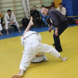 В чемпионате Сахалинской области по дзюдо приняли участие спортсмены из Холмска и Южно-Сахалинска