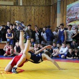 В Тымовске все готово к проведению юбилейного турнира по борьбе
