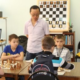 Шахматная сессия