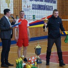Команда ДЮСШ стала победителем районной Спартакиады в Тымовске