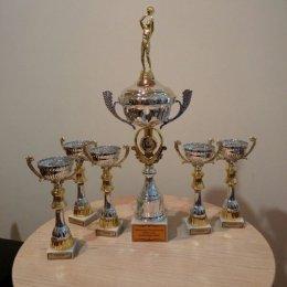 «Роснефть» стала победительницей Сахалинской баскетбольной бизнес-лиги