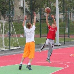 Островные баскетболисты готовятся к поездке во Владивосток