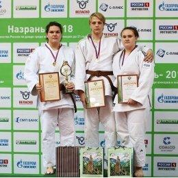 Выпускница ДЮСШ г. Невельска стала обладательницей золотой медали первенства России по дзюдо