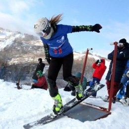 Сноубордистка Софья Надыршина разделила первое-второе место по итогам Кубка России в параллельном слаломе