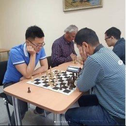 37 шахматистов приняли участие в IV этапе серии Гран-При