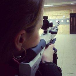 Елизавета Фоломкина обновила рекорд Сахалинской области в пулевой стрельбе
