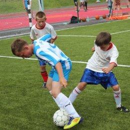 Футболу все возрасты покорны