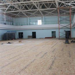 Скоро у волейболистов появится свой Центр