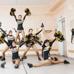 Школа танца и черлидинга «Грэйс» объявляет кастинг в детскую группу