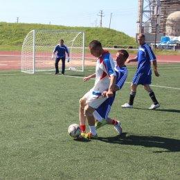 Команда администрации Южно-Сахалинска выиграла турнир по футболу в рамках Спартакиады на «Кубок губернатора – 2014»
