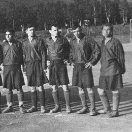 Пионеры футбола в Южно-Сахалинске