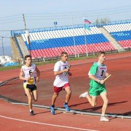 Легкоатлеты из СОШ № 5 с. Троицкое обновили рекорд