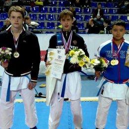 Ин Сан Док и Александр Ушаков стали победителями международных соревнований