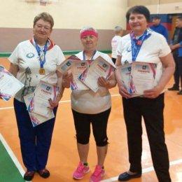 Возрастные спортсмены Смирныховского района определили сильнейших