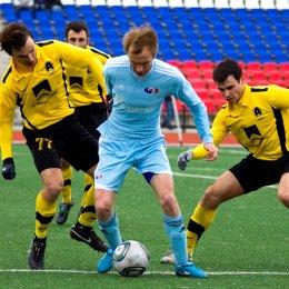 «Амур-2010» VS «Сахалин»