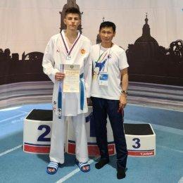 Даниил Сафин завоевал две серебряные медали первенства страны