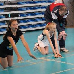 «СШ по волейболу» объявляет набор юных спортсменов в секции волейбола