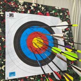 Спортсмены из трех регионов ДФО приняли участие в чемпионате Сахалинской области по стрельбе из лука