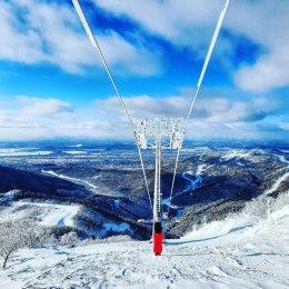 Гора «Красная» ждет сахалинцев у себя в гостях 23 и 24 января.