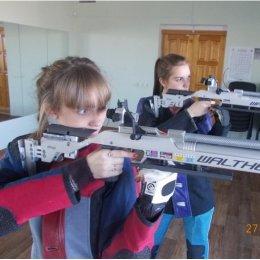 Елизавета Фоломкина установила рекорд Сахалинской области по стрельбе из пневматического оружия