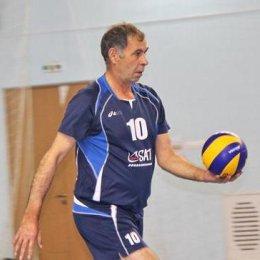 ВК «Долинск» стал победителем турнира ветеранов в пгт. Ноглики