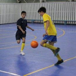 Макси-интрига мини-футбола