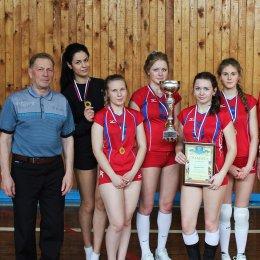 Волейбол в Тымовском районе: равнение на девушек