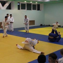 Родоначальники дзюдо провели на Сахалине двухдневный семинар