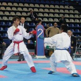 Александр Ушаков завоевал бронзовую медаль первенства России