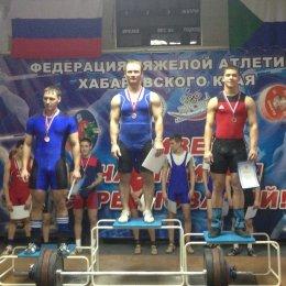 Пять медалей Кубка ДФО