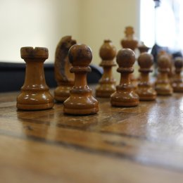 В седьмом туре этапа Кубка России островные шахматисты не проиграли ни одной партии