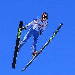 Александр Баженов занял 17-е место на чемпионате страны