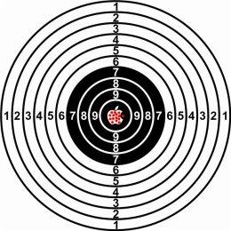 В Горнозаводске прошли соревнования по пулевой стрельбе