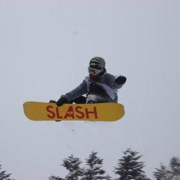 Островные сноубордисты выступили на этапе Кубка мира