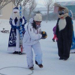 В Северо-Курильске прошли «Зимние старты»