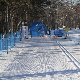 Сахалинские лыжники проиграли только заслуженному мастеру спорта