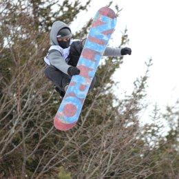 В Южно-Сахалинске стартовал II этап Кубка России 2014/2015 года по сноуборду